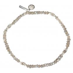 """Bracelet silver """"Uma"""" Labradorite"""