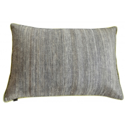 Coussin rectangulaire bambou - 40x60cm