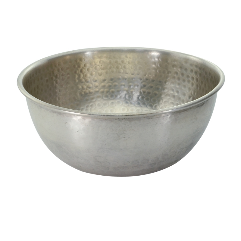 ... of hospitality > Containers and spoons > Hammered Turquish bath bowl
