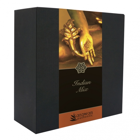 "Coffret ""Indian Mix"""