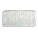"Porte-savon rectangle ""Ice"" Clear"
