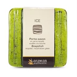 "Porte-savon carré ""Ice"" Lemon"