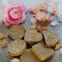 Pochon mini-savons d'Alep parfumés
