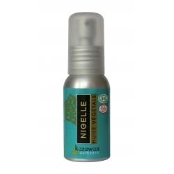 Nigelle oil organic certified by Ecocert