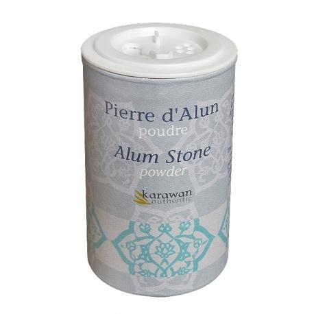 Pierre Alun en poudre