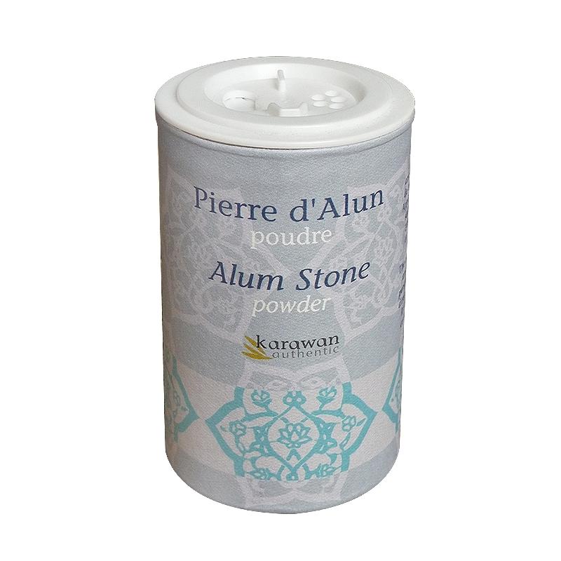 Alum stone