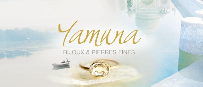 Yamuna, pierres fines