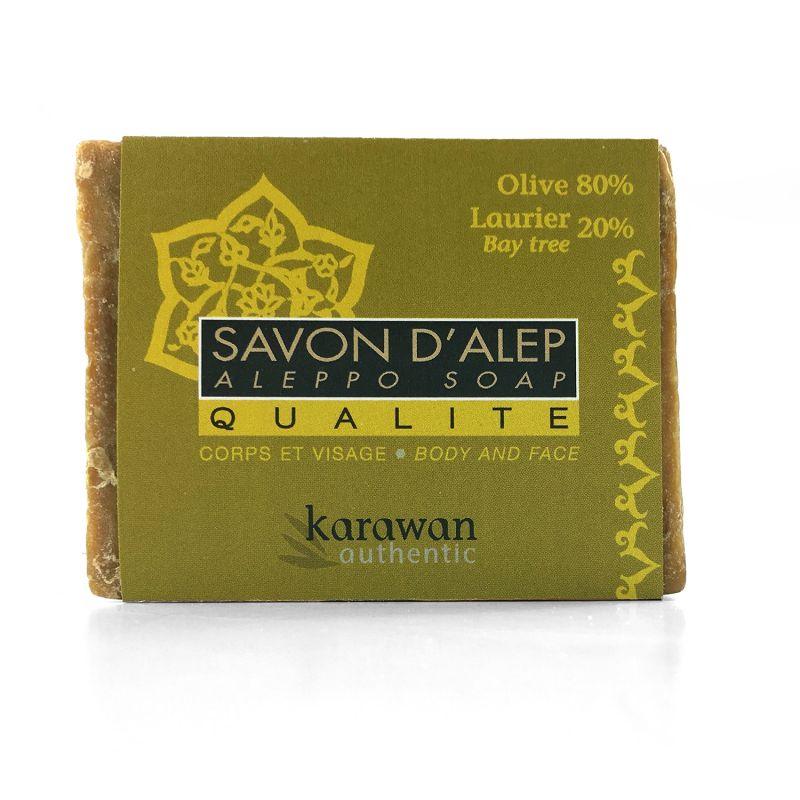 savon d'alep dosage